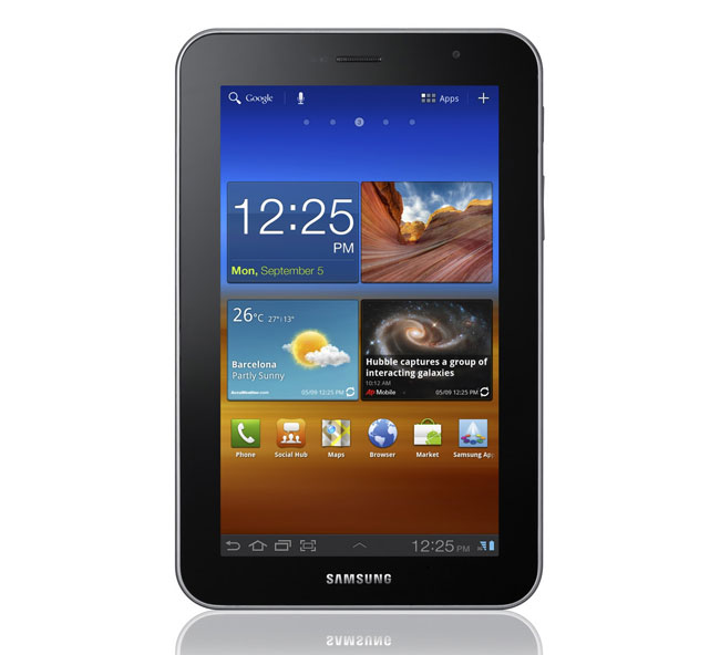 Galaxy Tab Plus