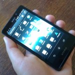 Sony Xperia T (Mint) Poses For The Camera
