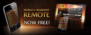 World of Warcraft Remote service is now free