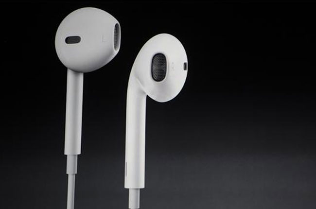 how to fix bent apple earphones