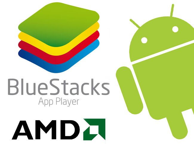 Bluestacks AMD