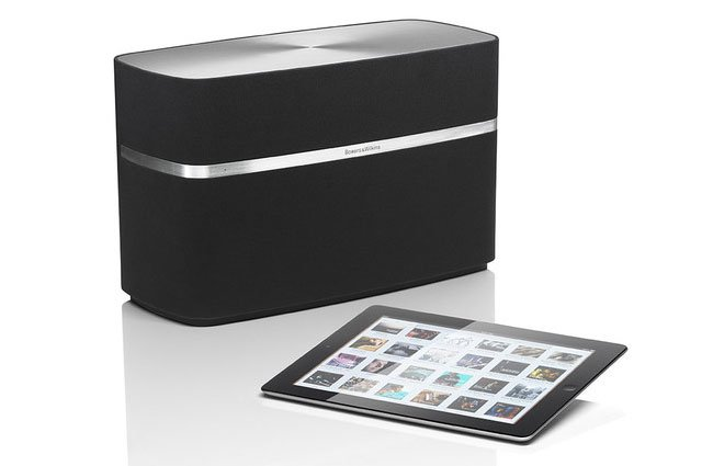 bowers wilkins a5 and a7 airplay speakers unveiled. Black Bedroom Furniture Sets. Home Design Ideas