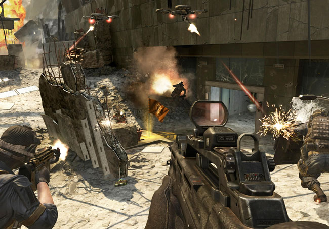 Call of Duty: Black Ops 2 Multiplayer