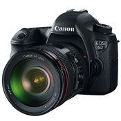 Canon EOS 6D DSLR Camera Unveiled
