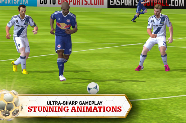 FIFA Soccer 13 For iOS