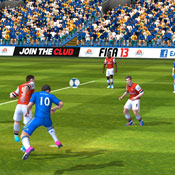 FIFA Soccer 13 For iOS Now Available