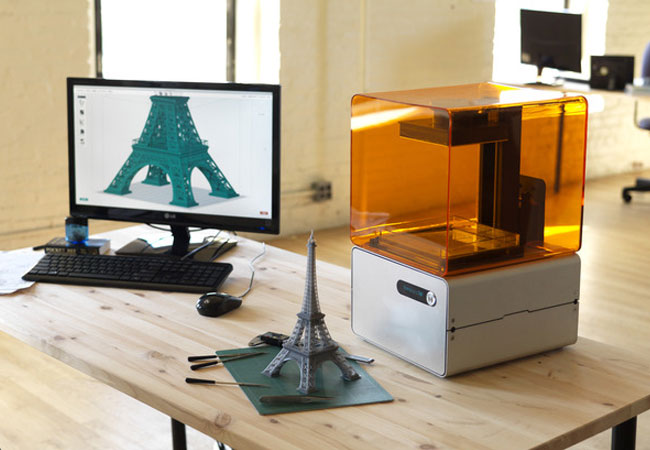 FORM 1 Affordable Professional 3D Printer
