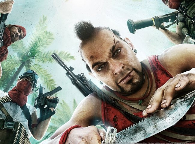 Far Cry 3 Savages