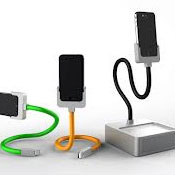 Foundation Dock, Flexible iPhone Charger And Dock Hits Kickstarter (video)