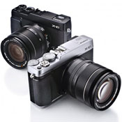 Fujifilm X-E1 Mirrorless Compact Camera Officially Announced