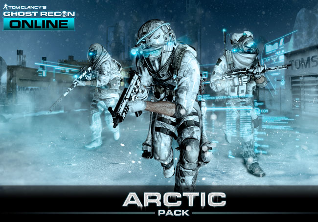 Ghost Recon Online Arctic Pack