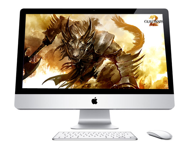 Guild Wars 2 Mac