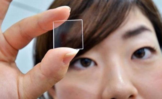 Hitachi Glass Data Storage