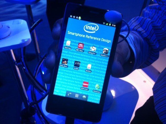Android 4.1 Jelly Bean Ported To Intel Atom Devices