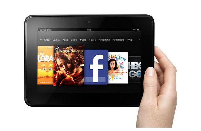 Kindle Fire HD 7 Tablet Rooted