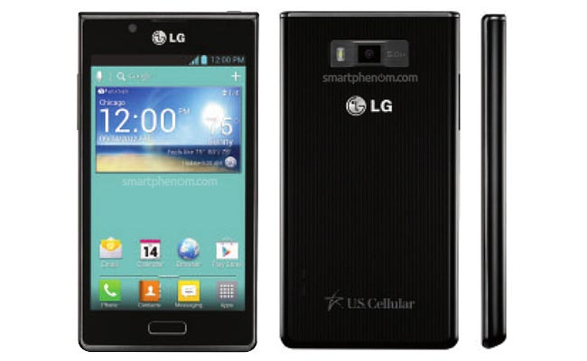 LG Optimus L7 Headed To US Celluar As LG Splendor