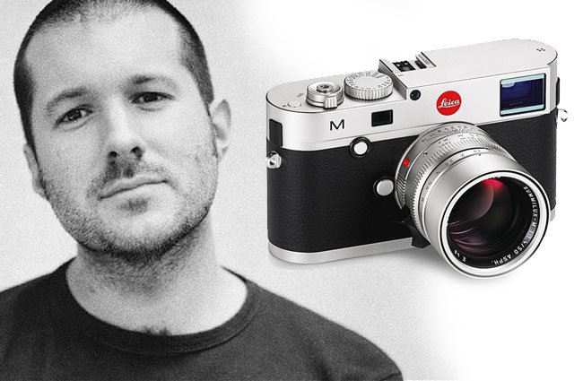 Leica-M-Sir Jonathan Ive