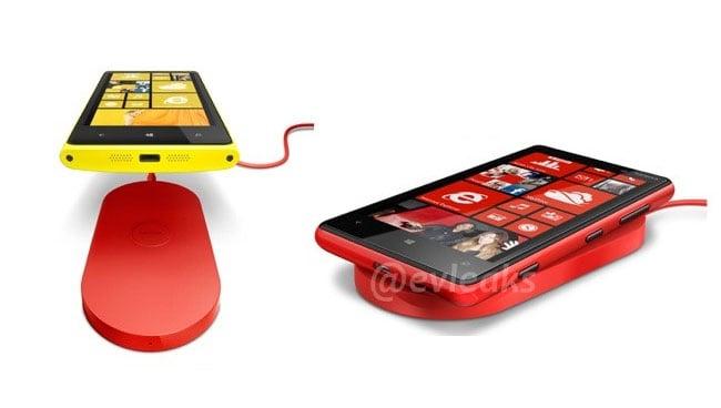 Lumia 920 Charging Pad