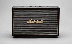 Marshall Hanwell Classic Guitar Amp Styled Speaker Unveiled