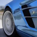 Mercedes-Benz SLS AMG Electric Drive Supercar