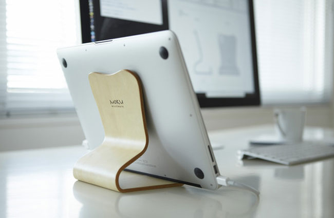 Moku Woodware iPad Desktop Chair