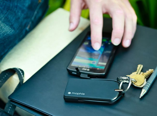 Mophie Juice Pack Reserve Micro
