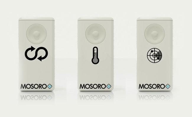 Mosoro Bluetooth LE Sensors