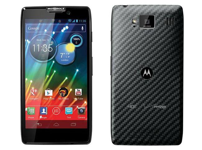 Motorola Droid RAZR HD Smartphone Officially Announced