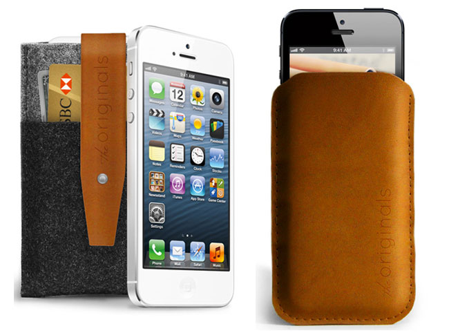 Mujjo iPhone 5 case