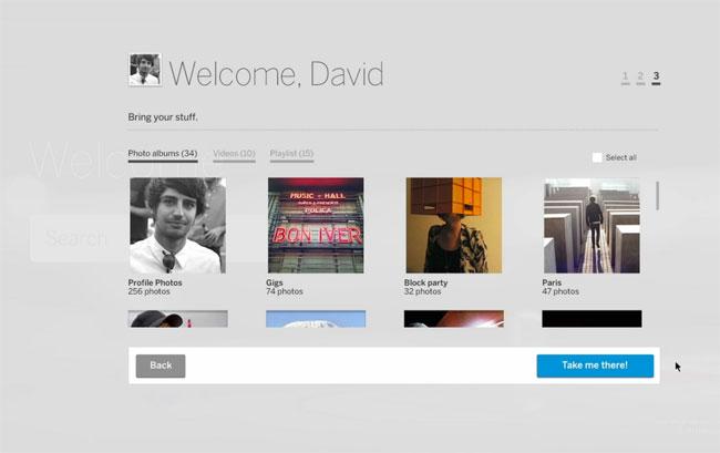 MySpace Redesign