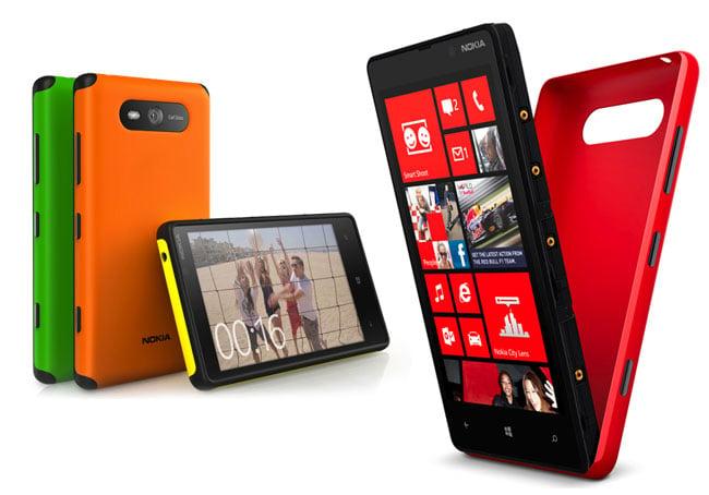 Nokia Lumia 820 Cases