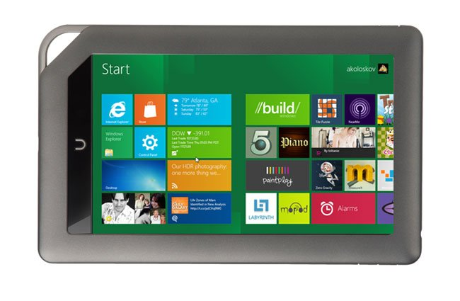 Nook Windows 8 Tablet