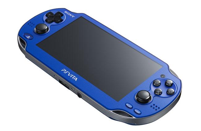 PS Vita Blue