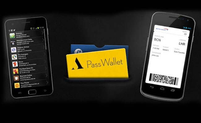 passwallet android how to use