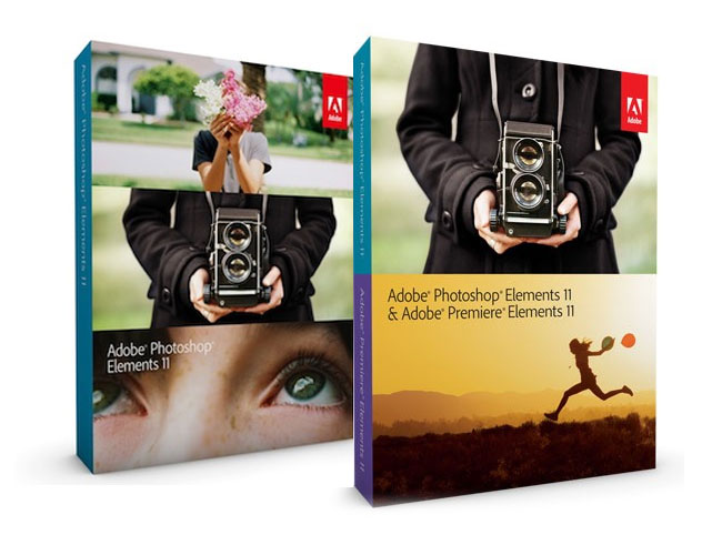 Photoshop Elements 11 - Premiere Elements 11
