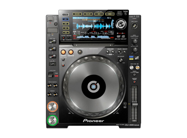 pioneer cdj app