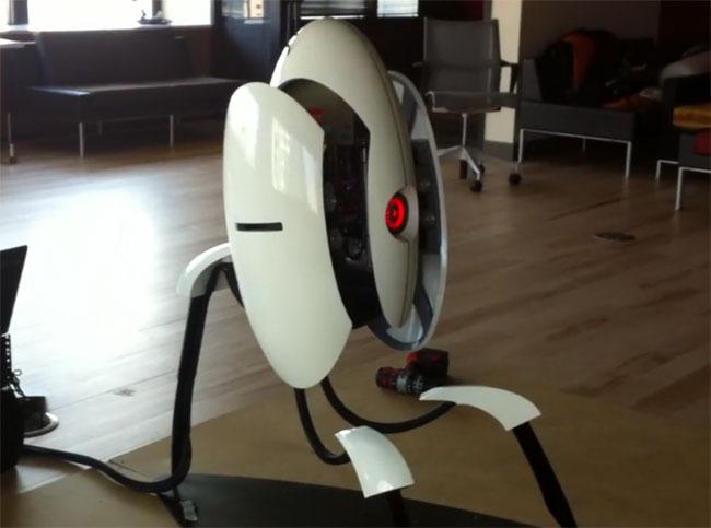 Portal 2 Sentry Turret Replica