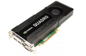 NVIDIA Quadro K5000 4GB GPU With 4K Support Arrives For Mac Systems