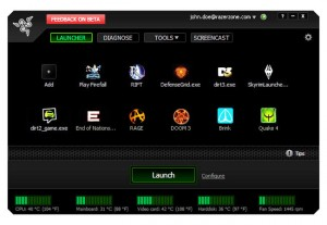 Razer Game Booster And System Tuning Software Enters Closed Beta (video)