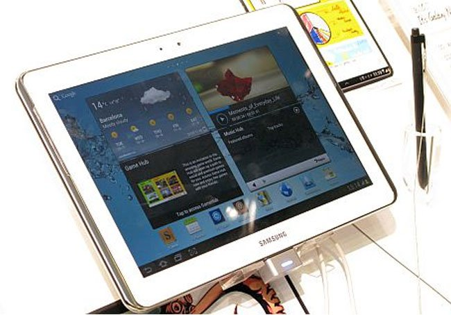 Android 4.1 Jelly Bean Update Leaked For Samsung Galaxy Note 10.1 | TechDigg.info
