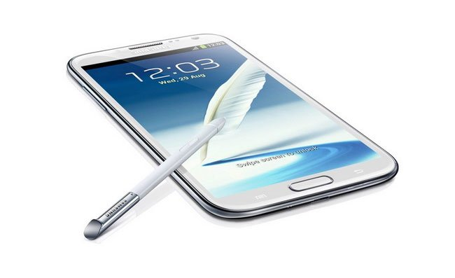 Samsung Galaxy Note II With Dual Sims Spotted