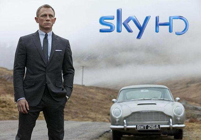 Sky Movies 007