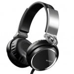 Sony MDR-XB New Generation Headphone Range Detailed
