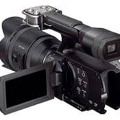 Sony NEX-VG30 Camcorder Images Leak