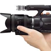 Sony NEX-VG900E Interchangeable Lens Full HD Camcorder Official