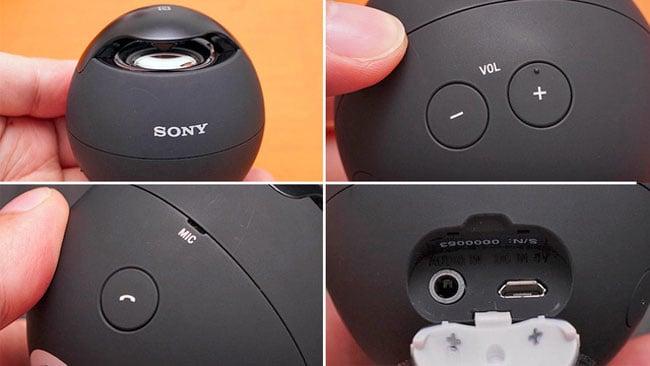 Sony SRS-BTV5 Bluetooth Speaker