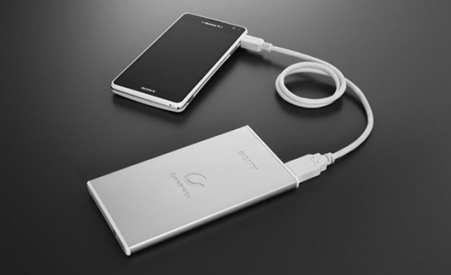 Sony Smartphone Battery Packs