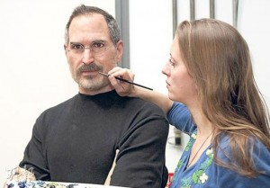 Steve Jobs Madame Tussauds Wax Figure