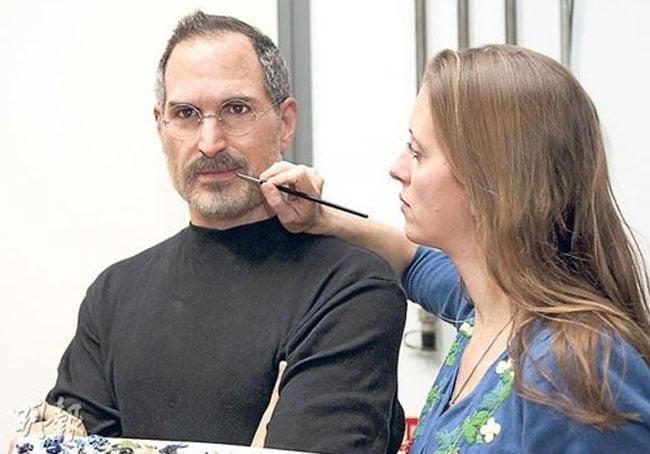 Steve Jobs Madame Tussauds Wax Figure