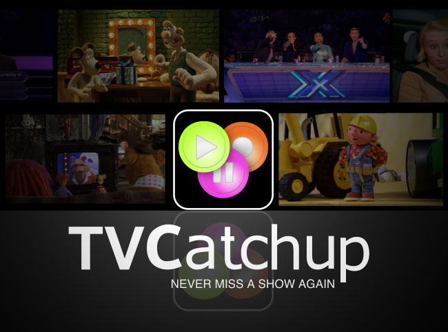 TVCatchup Android App